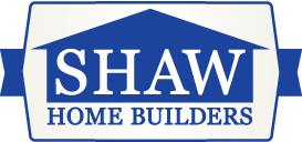 logo shaw home builders
